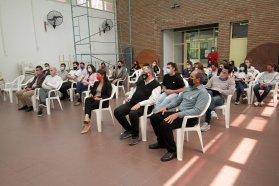 Proyectan la ampliación de la escuela Técnica Nº 35 de Crespo