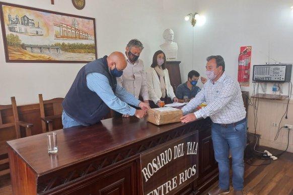 Dos oferentes para ejecutar 70 viviendas con fondos nacionales en Rosario del Tala