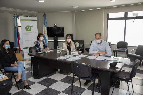 Entre Ríos puso en funcionamiento el Consejo Consultivo Permanente en Salud Mental