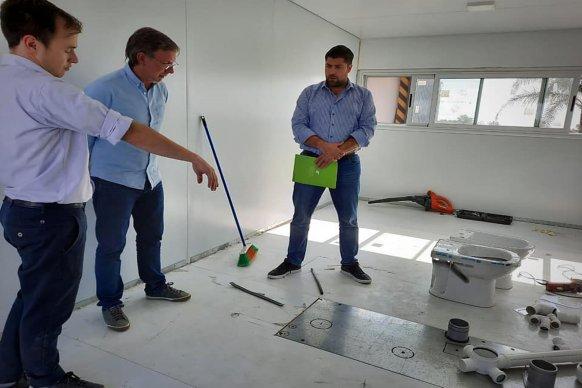 La provincia respalda a emprendedores industriales en Gilbert