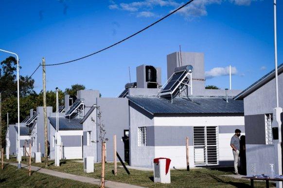 Nuevas viviendas se licitan en Diamante y San Salvador con fondos nacionales