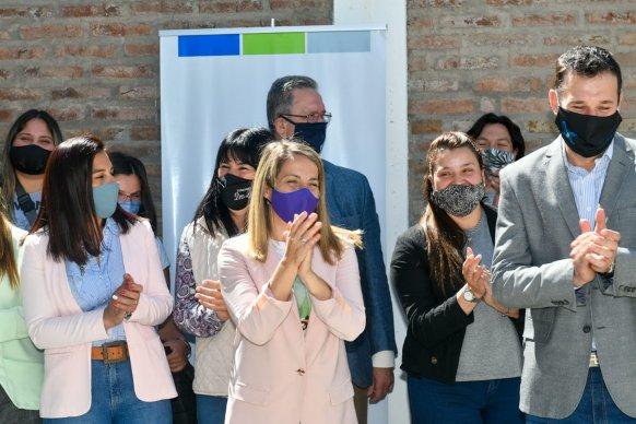 """Se lanzó """"Conductoras entrerrianas"""", el programa que promueve la incorporación de mujeres al transporte de cargas"""