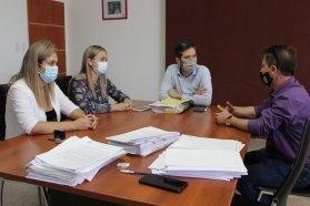 La escuela técnica de Bovril tendrá una segunda especialidad y proyecta su nuevo edificio