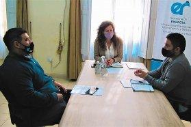 El gobierno provincial subsidiará el consumo eléctrico de Cuarteles de Bomberos Voluntarios