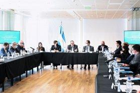 La provincia articula con Nación nuevas estrategias para que las pymes accedan a financiamiento