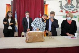 Se abrieron los sobres para la obra de ampliación y refuncionalización de la escuela Mac Kay en Gualeguay