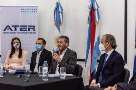 ATER presentó el Centro de Formación Tributaria